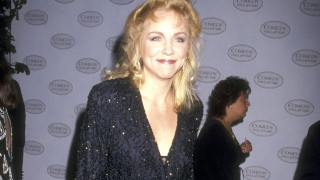 Comedian Brett Butler attends The Second Annual Comedy Hall of Fame Induction Ceremony