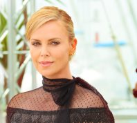 See a Rare Photo of Charlize Theron's Daughters