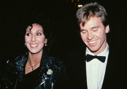 Cher and Val Kilmer