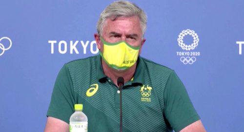 Ian Chesterman Australia Olympic chief