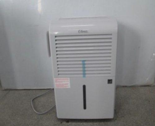 Recalled Classic brand dehumidifier
