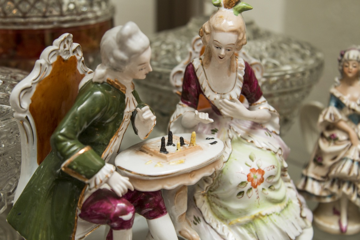 collectible porcelain figures