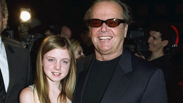 Jack and Lorraine Nicholson 2003