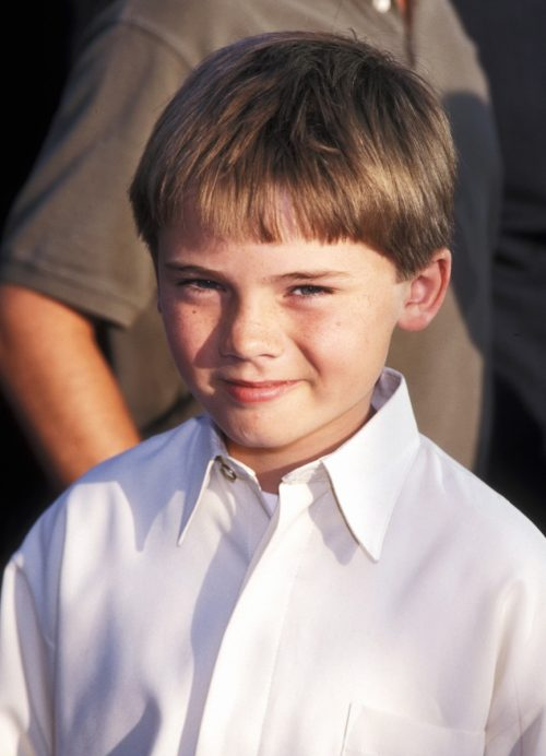 """Jake Llyod at the 1999 premiere of """"Austin Powers: The Spy Who Shagged Me"""""""