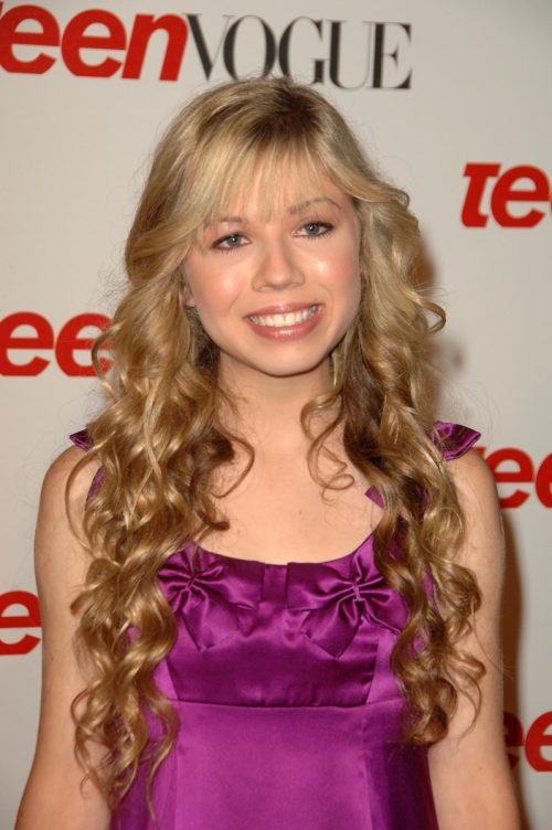 Jennette McCurdy at the 2008 Teen Vogue Young Hollywood Party