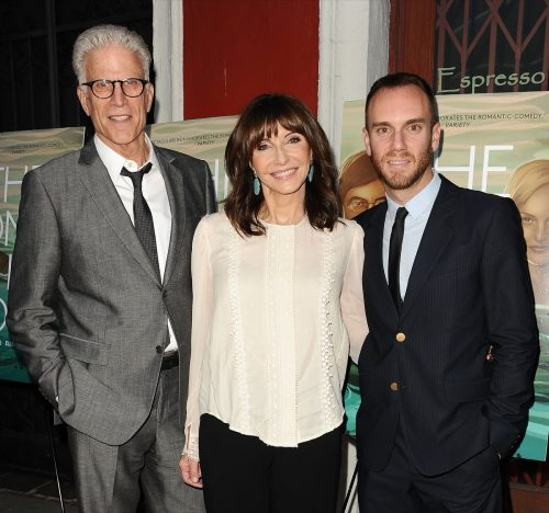 Ted Danson, Mary Steenburgen, and Charlie McDowell