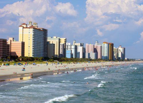 Hotels in Myrtle Beach