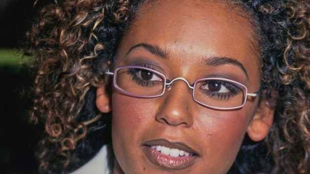 """""""Scary Spice"""" Melanie Brown attends the """"Spice World"""" Hollywood Premiere at the Mann's Chinese Theatre in Hollywood, California, US, 22nd January 1998."""