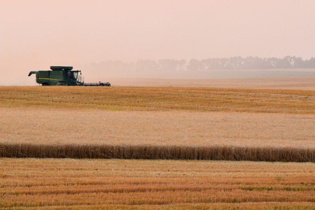Rural Mercer County area, which is near Beulah, North Dakota