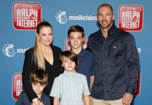 Malissa Joan Hart and family