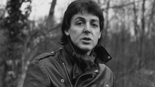 Paul McCartney 1980