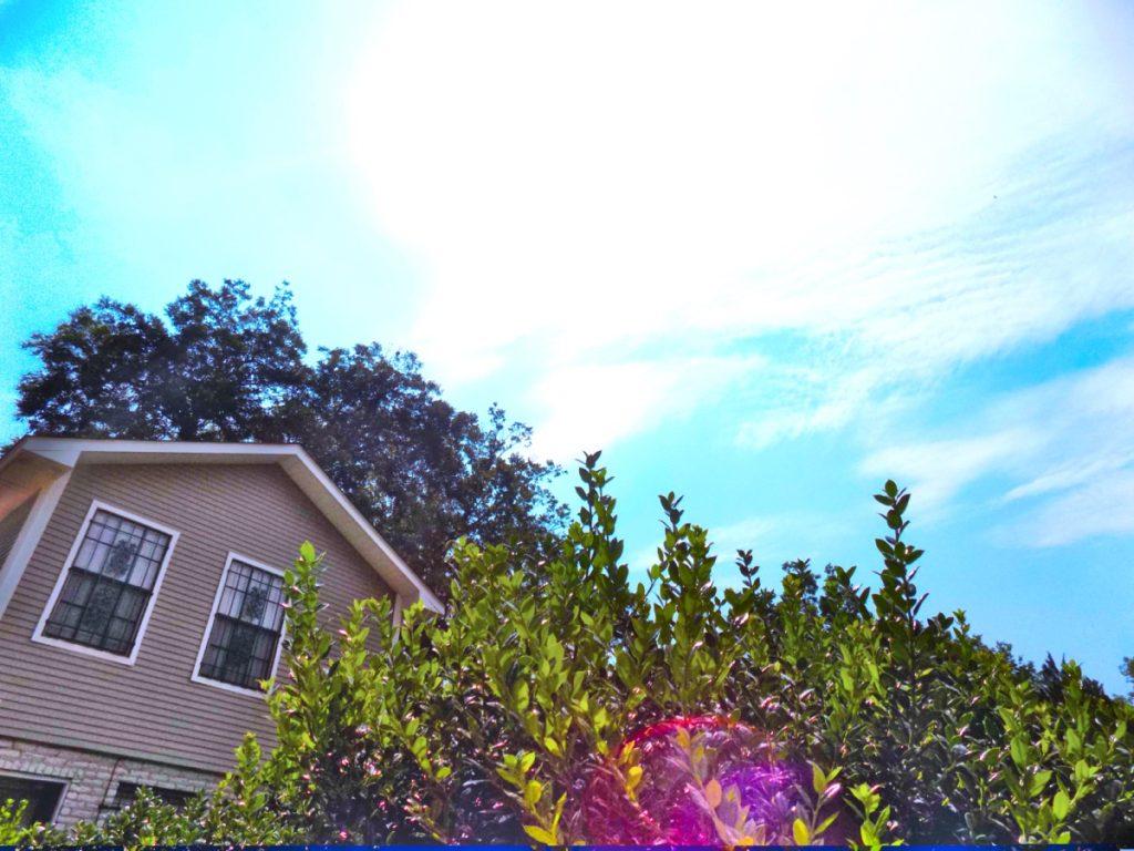 a home in Louisiana in Baton Rouge, a city near Prairieville, Louisiana