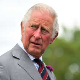 Prince Charles, Prince of Wales, President of The Prince's Trust meets staff and young people involved in the 'Launched in Lockdown' Programme during a visit to The Prince's Trust, Cymru on July 9, 2021 in Cardiff, United Kingdom.