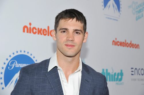 Steven R. McQueen at the 9th Annual Thirst Gala in 2018