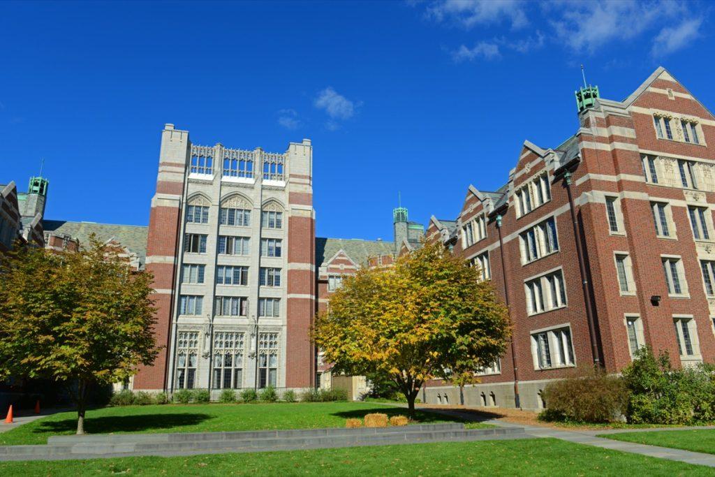 Wellesley College in Wellesley, Massachusetts