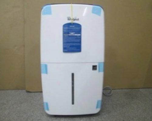 Recalled Whirlpool brand dehumidifier