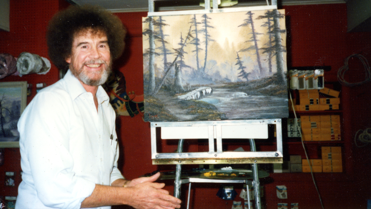 Bob Ross: Happy Accidents, Betrayal, and Greed