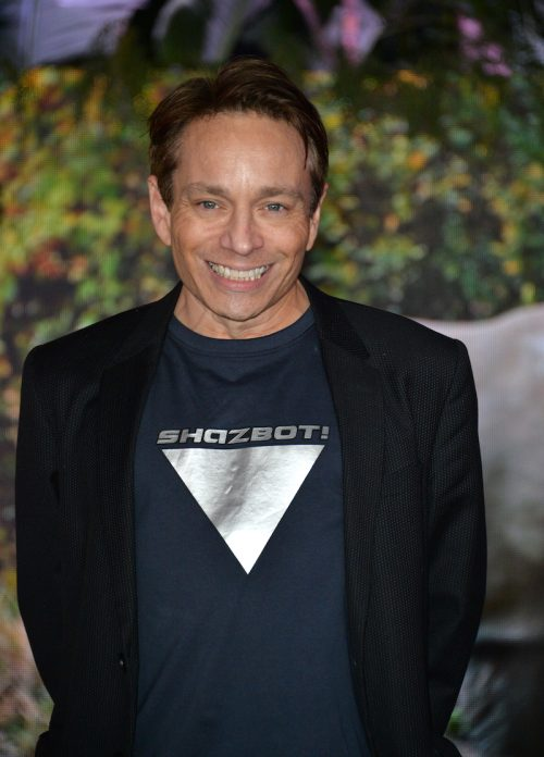 """Chris Kattan at the premiere of """"Jumanji: Welcome to the Jungle"""" in December 2017"""