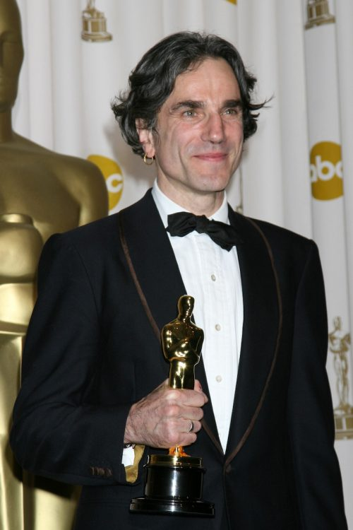 Daniel Day-Lewis at the 2008 Oscars