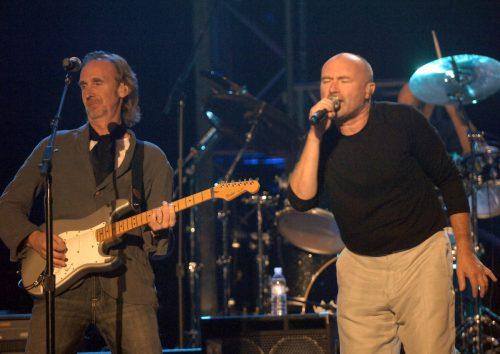 Genesis performing at 2007 VH1 Rock Honors