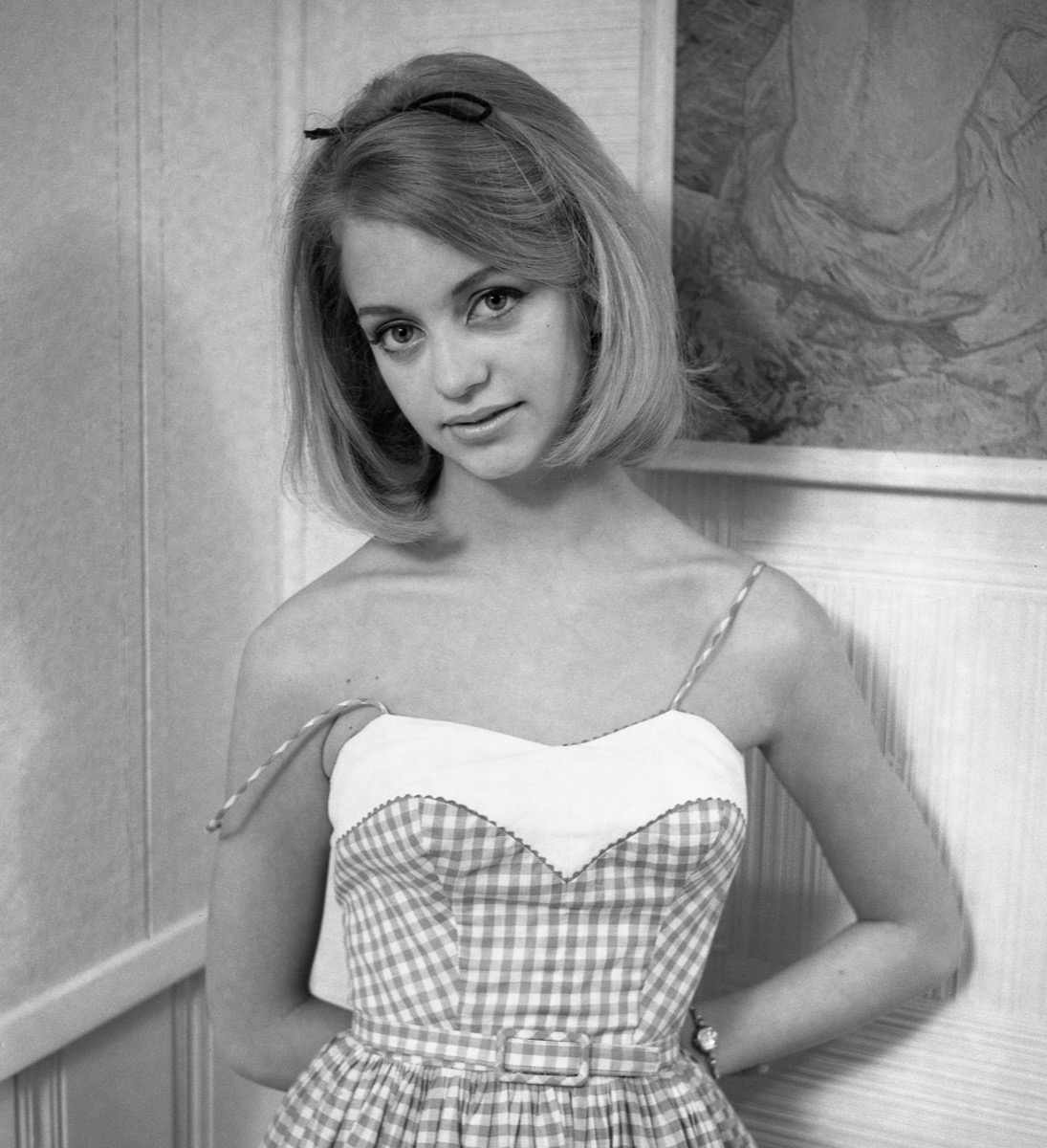 Goldie Hawn in 1964