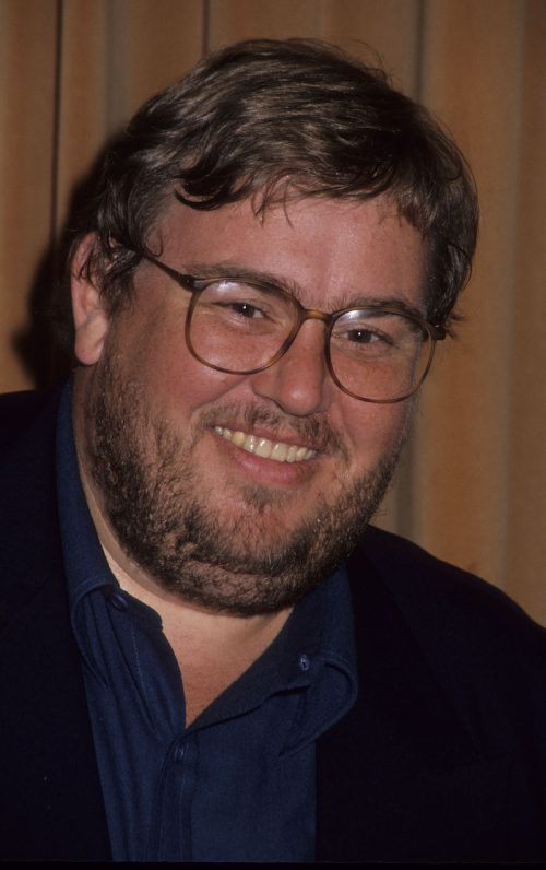 John Candy at the ShowWest '91 Convention in February 1991