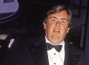 John Candy in Los Angeles in 1991
