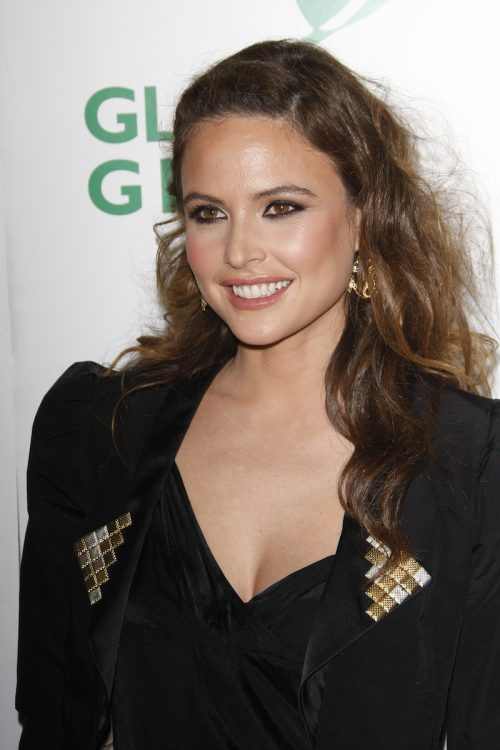 Josie Maran at the Global Green USA 7th Annual Pre-Oscar Party in March 2010