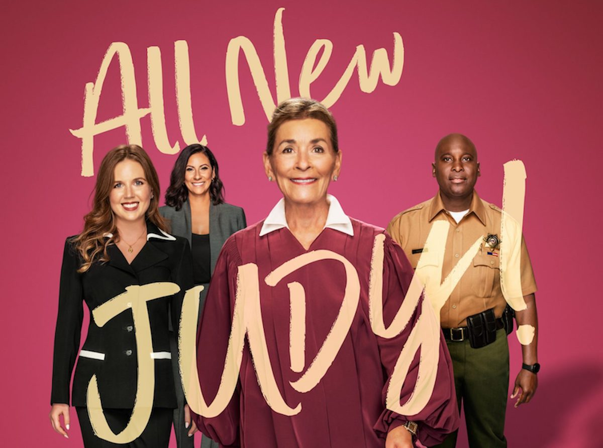 Cast of Judy Justice, Judge Judy's new show