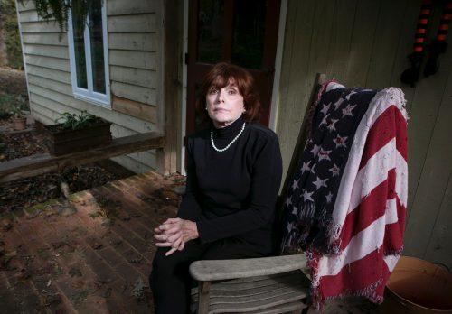 Kathleen Willey at her home in Virginia in October 2018