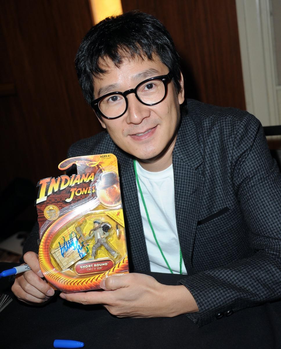 Ke Huy Quan in 2013