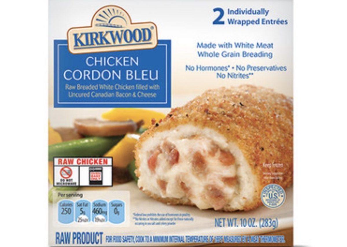 Kirkwood Chicken Cordon Bleu