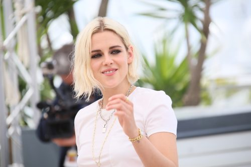 Kristen Stewart at the Cannes Film Festival in May 2016
