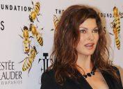 Linda Evangelista at the 2015 Fragrance Foundation Awards
