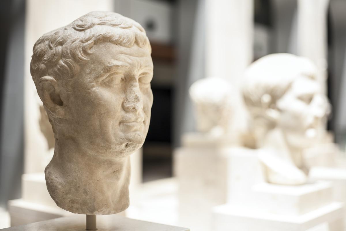 Mark Antony bust