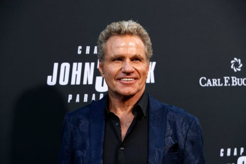 """Martin Kove at the premiere of """"John Wick: Chapter 3 - Parabellum"""" in May 2019"""