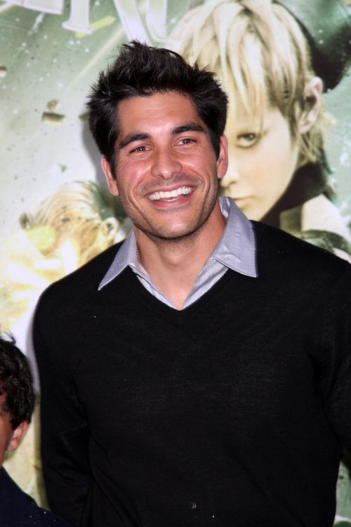 """Mike Catherwood at the premiere of """"Sucker Punch"""" in March 2011"""