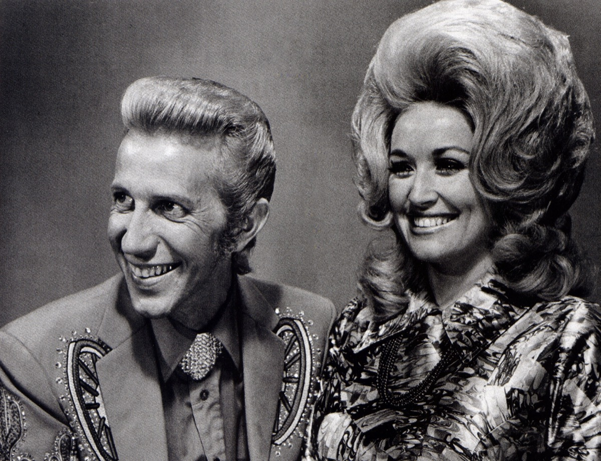 Porter Wagoner and Dolly Parton in the '60s