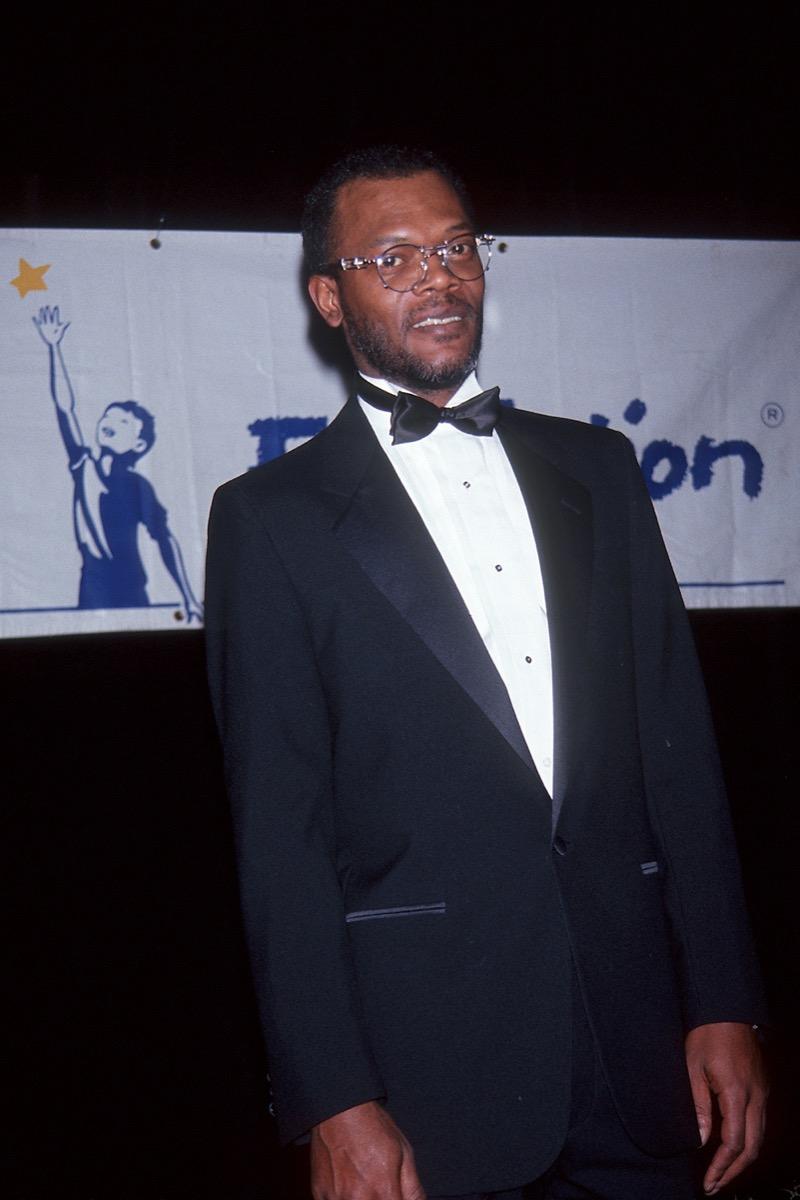 Samuel L. Jackson in 1992