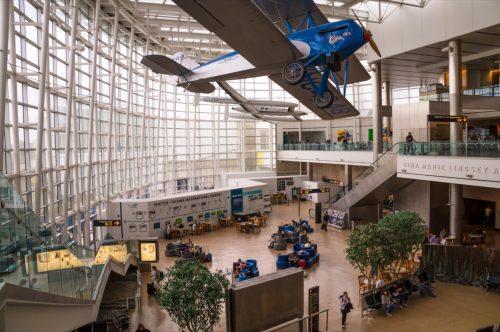 Seattle Tacoma International Airport in Seattle, Washington