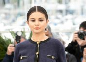 Selena Gomez at the Cannes Film Festival in May 2019