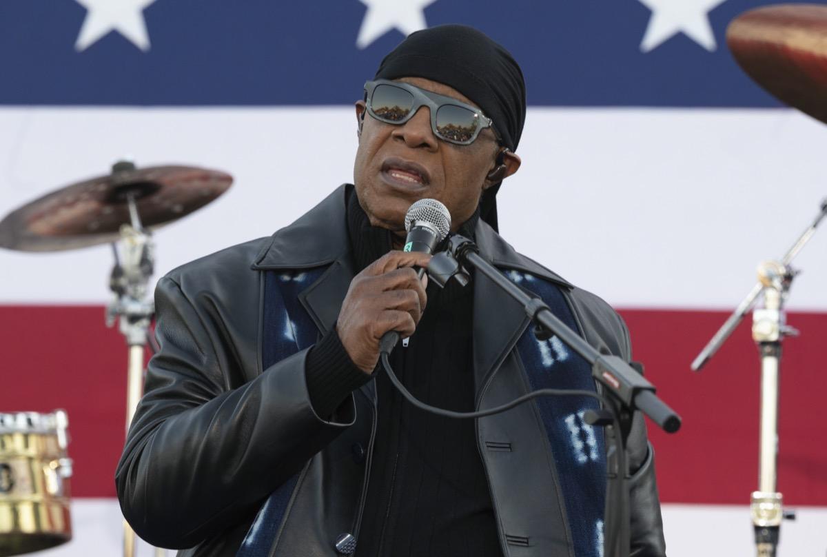 Stevie Wonder in 2020