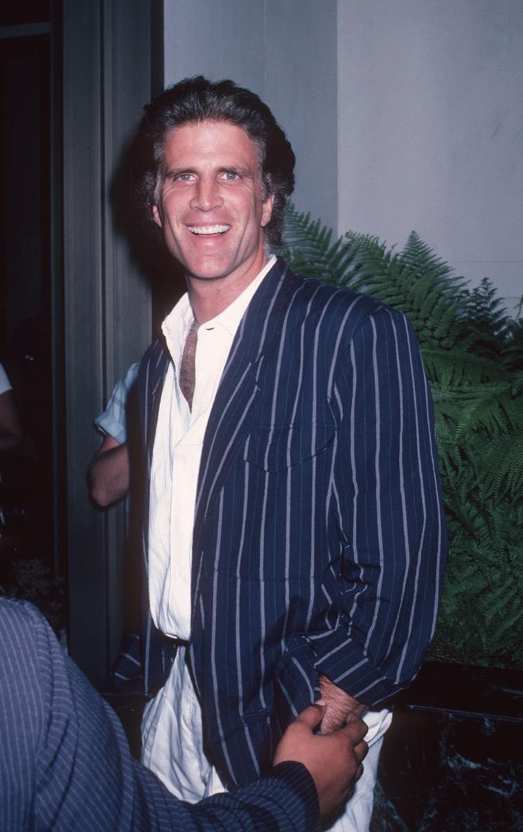 Ted Danson in 1986