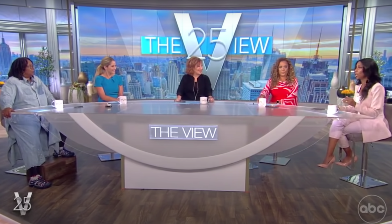 """The hosts of """"The View"""" on the September 8, 2021 episode"""