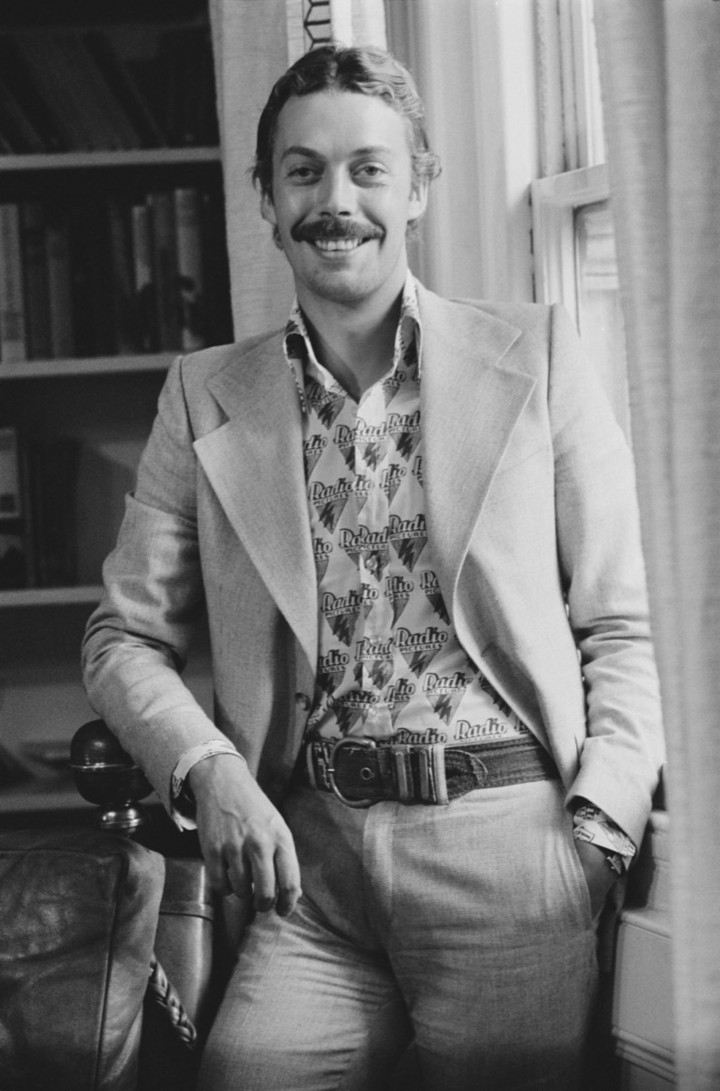 Tim Curry in 1975