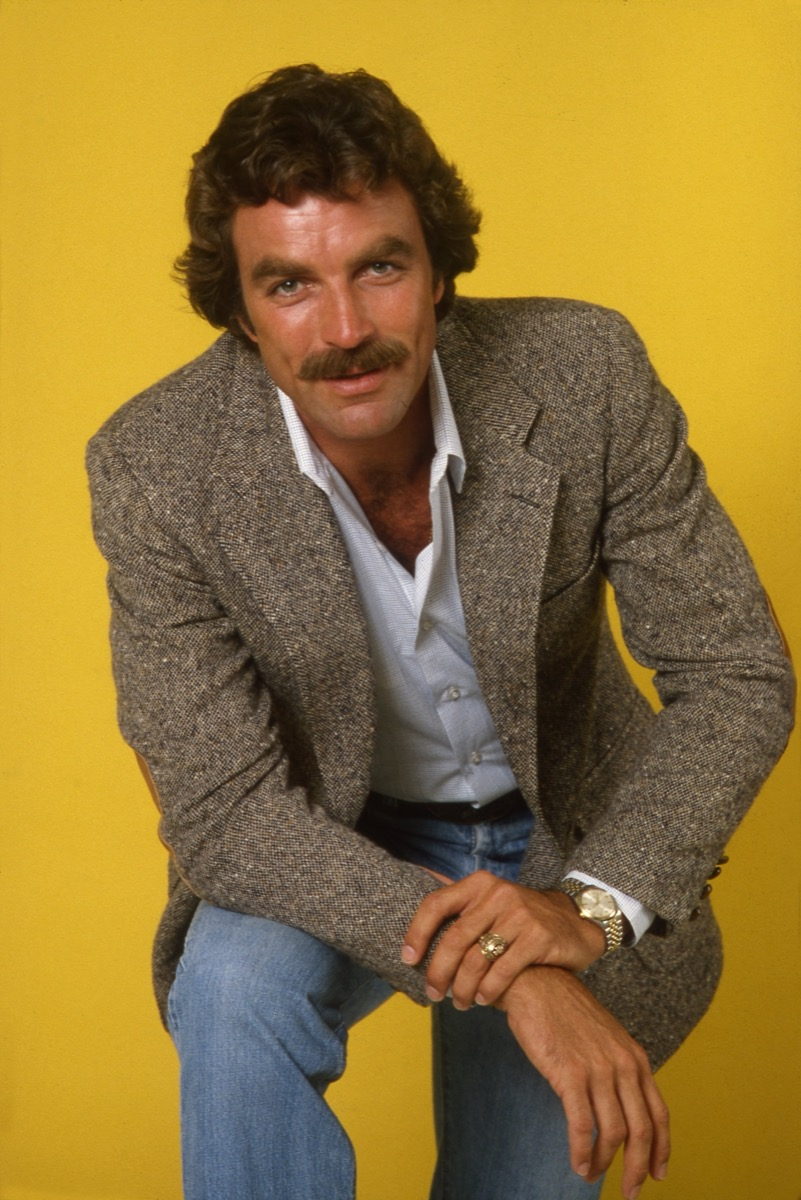 Tom Selleck in 1980