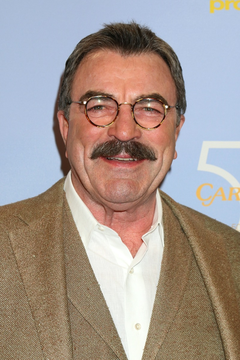 Tom Selleck in 2017