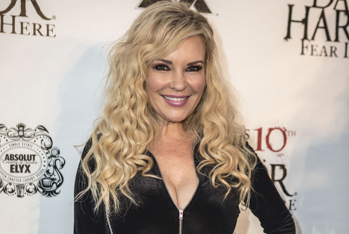 Bridget Marquardt attends the Queen Mary's 10th Annual Dark Harbor Media And VIP Night at The Queen Mary on September 26, 2019 in Long Beach, California.