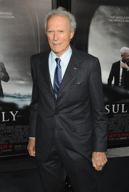 """Clint Eastwood at a screening of """"Sully"""" in September 2016"""