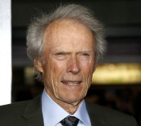 """Clint Eastwood at the premiere of """"The Mule"""" in December 2018"""